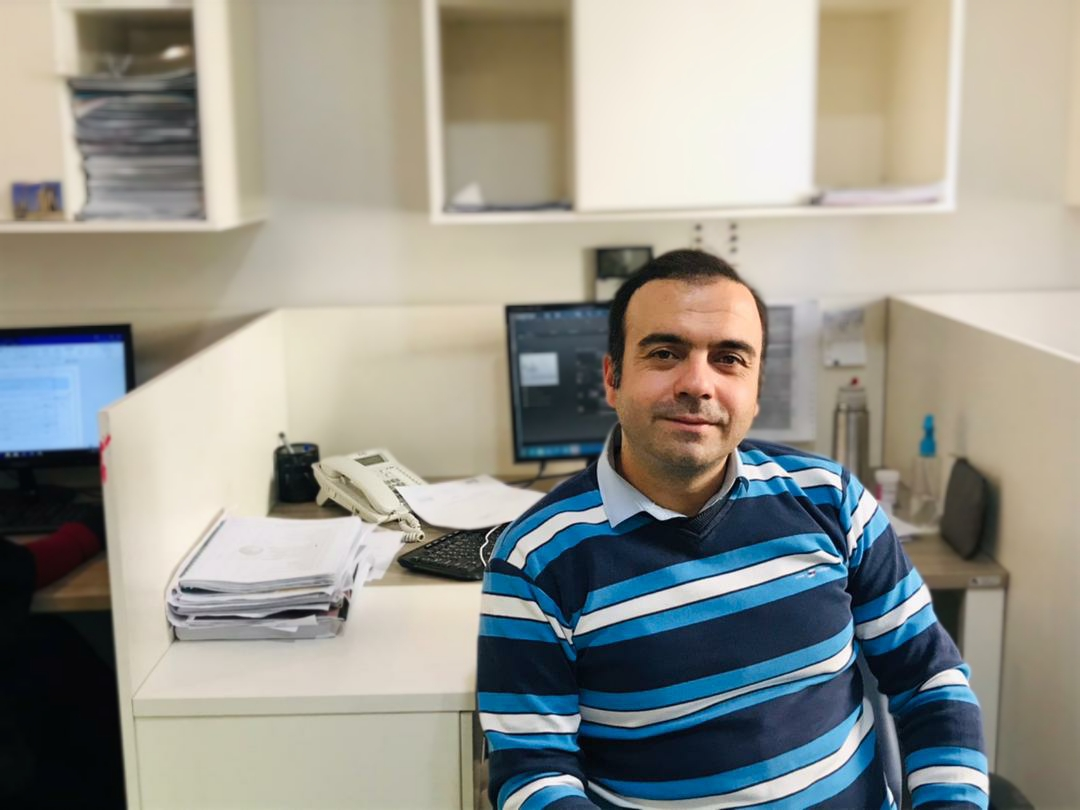 محمد کاظمی- پیمان و رسیدگی